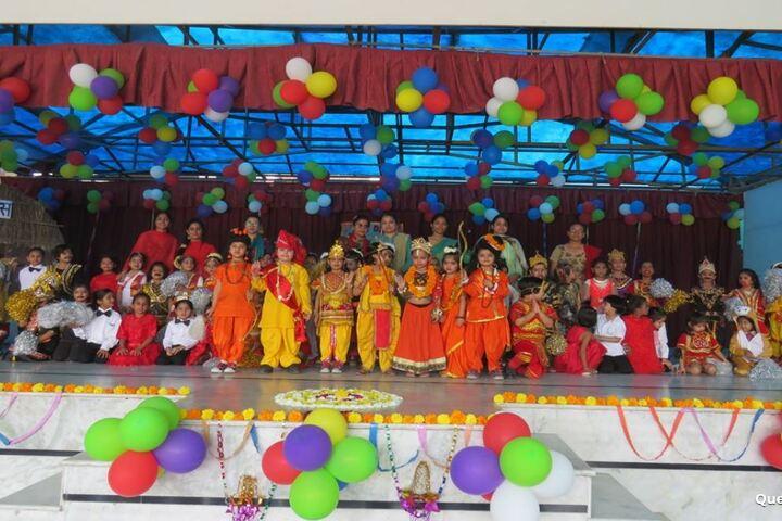 Queens Convent-Diwali Celebration