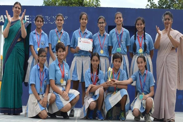 Queens Valley School-Prize Distribution