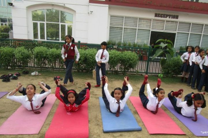Queens Valley School-Yoga