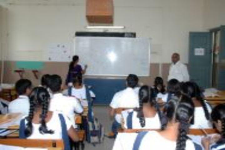 V P Siddhartha Public School-AV Room