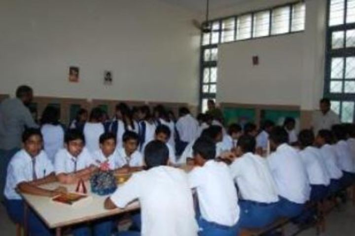 V P Siddhartha Public School-Activity