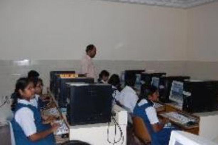 V P Siddhartha Public School-Computer Lab
