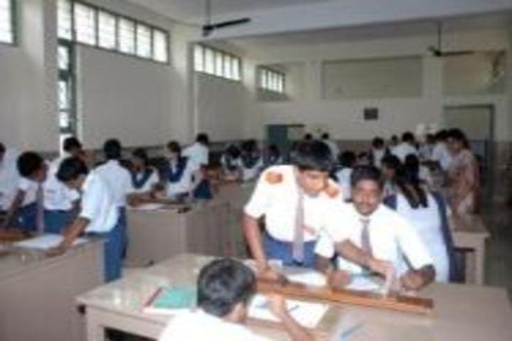 V P Siddhartha Public School-Lab
