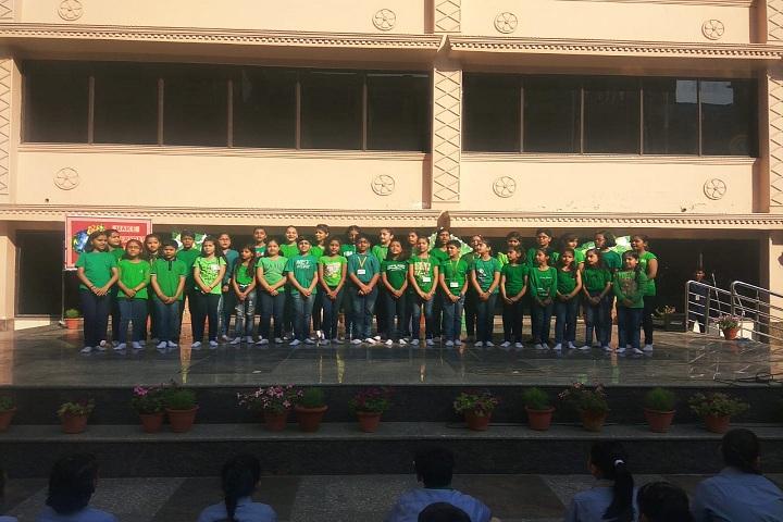 R D Rajpal Public School-Earth Day