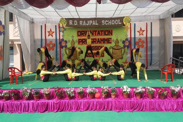 R D Rajpal Public School-Orientation