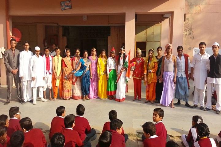 R R Geeta Bal Bharti Public School-Cultural Program