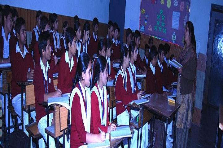 R R Geeta Bal Bharti Public School-Classroom