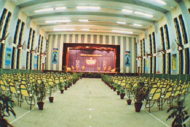 V S St Johns Higher Secondary School-Auditorium