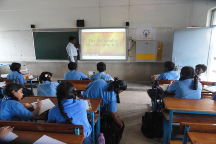 V S St Johns Higher Secondary School-Smart Classrooms
