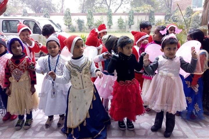 R K Memorial Public School-Christmas Celebration
