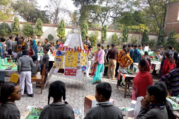 R K Memorial Public School-School Exhibition