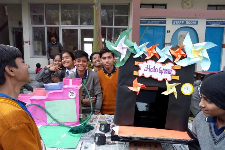 R K Memorial Public School-Project