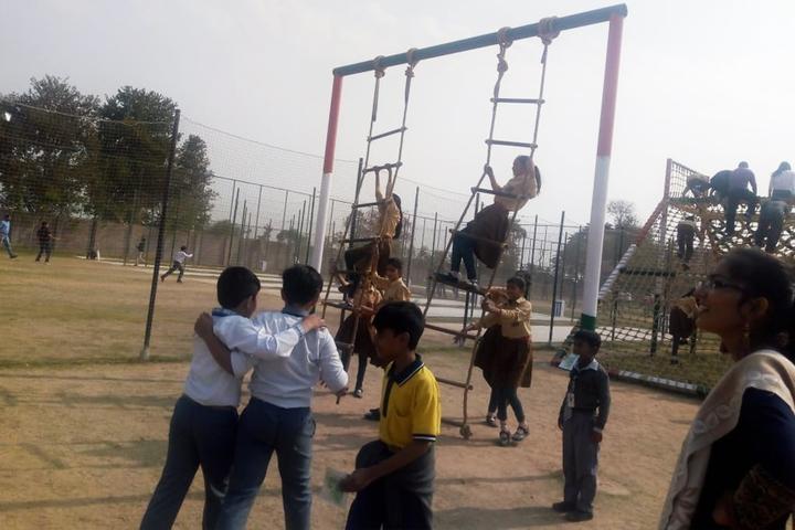R K Memorial Public School-Sports