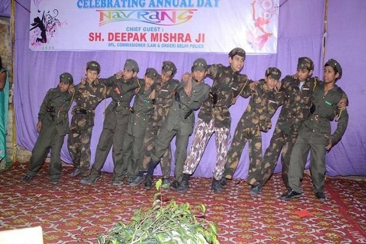 R D International School-Annual day