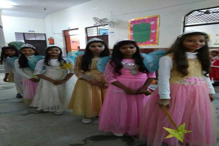 R D International School-Fancy Dress