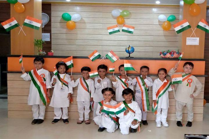 R D International School-Republic day Celebration