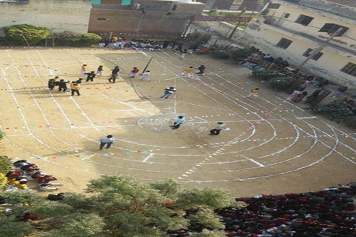 R D International School-Play Ground