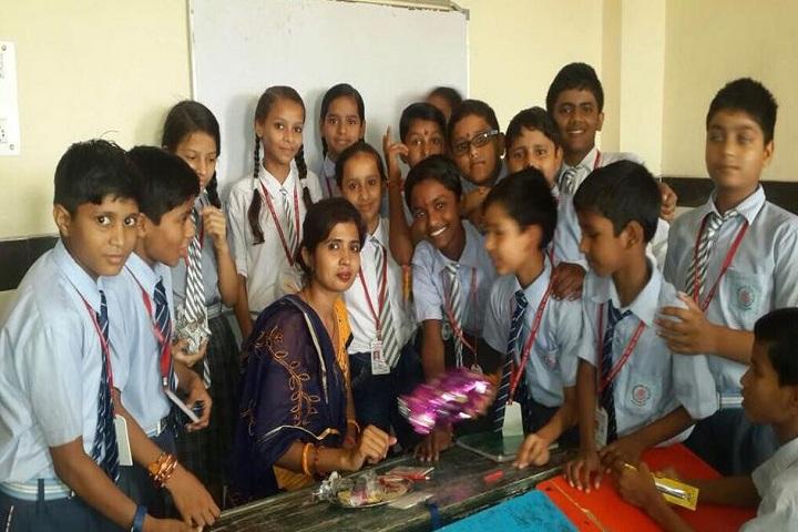 R D International School-Raksha bhandan celebrations
