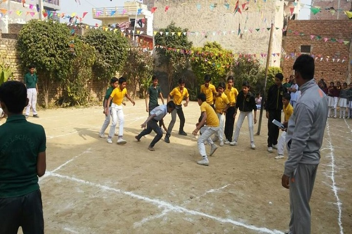 R D International School-Sports day