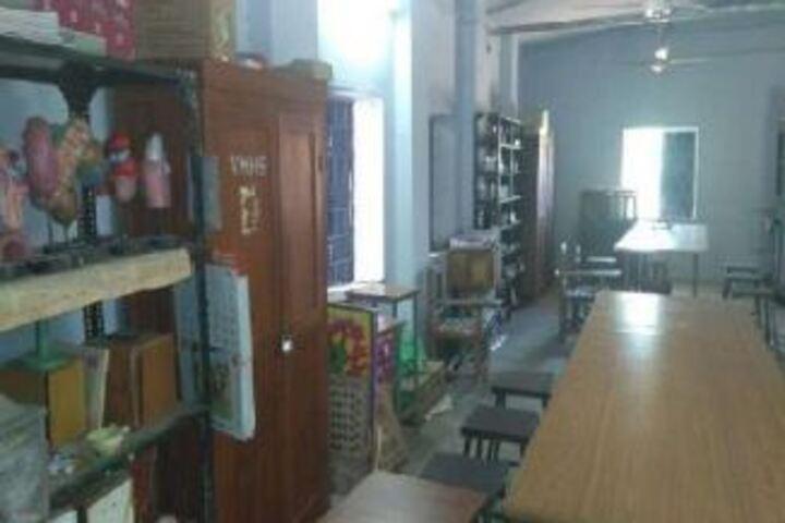 Vidya Mandir English Medium High School-Biology Lab