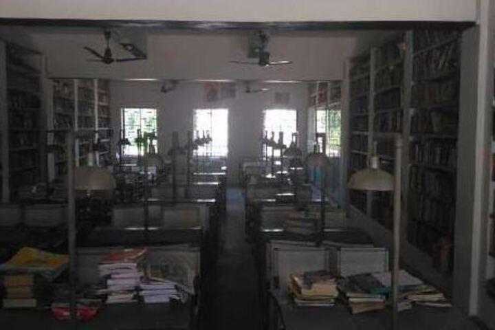 Vidya Mandir English Medium High School-Library