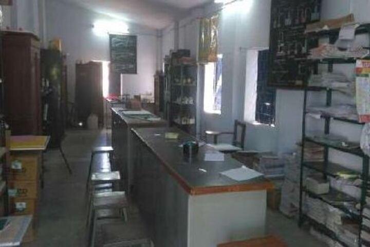 Vidya Mandir English Medium High School-Physics Lab