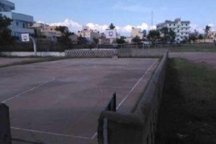 Vidya Mandir English Medium High School-Play Ground