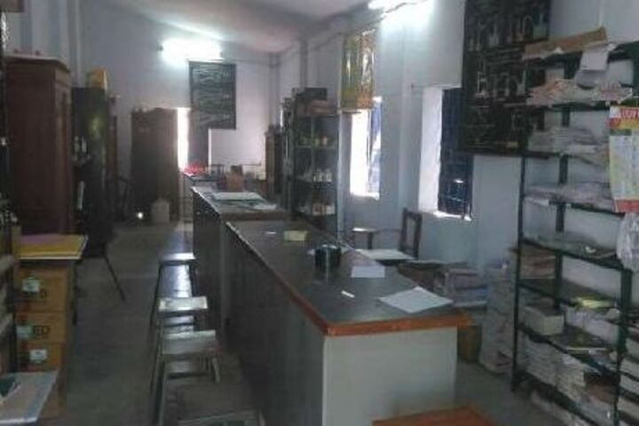 Vidya Mandir English Medium High School-Science Lab
