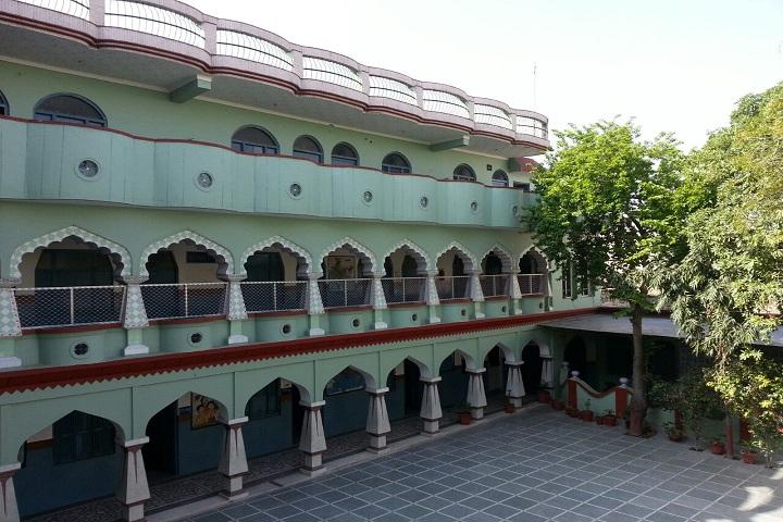 Rajdhani Public School-Campus
