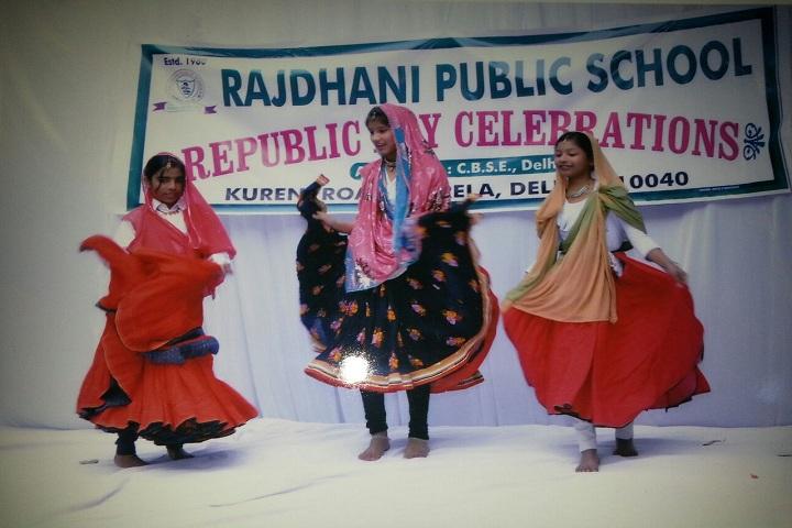 Rajdhani Public School-Dance