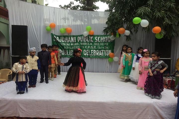Rajdhani Public School-Fancy Dress