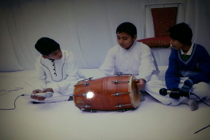 Rajdhani Public School-Music