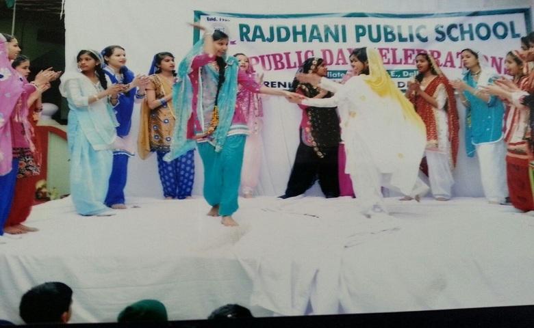 Rajdhani Public School-Annual day