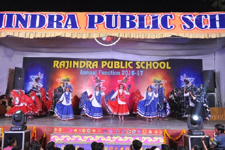 Rajindra Public School-Dance