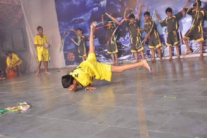 Rajindra Public School-Sports Competition