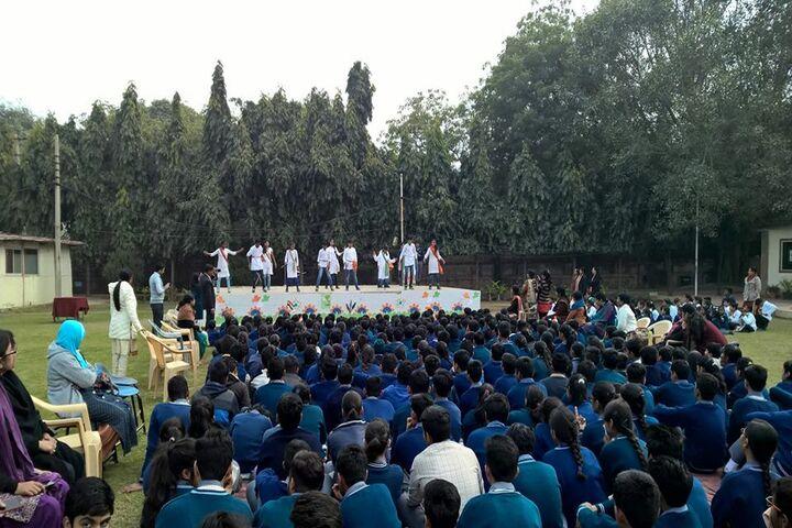 Rajkiya Pratibha Vikas Vidyalaya-Annual day