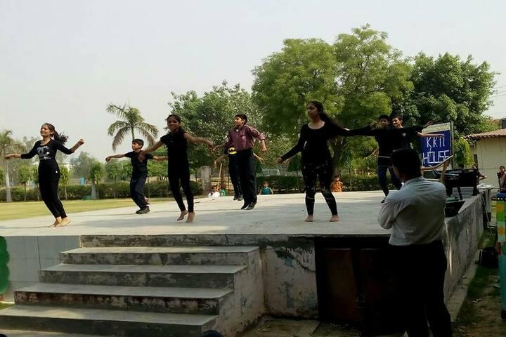 Rajkiya Pratibha Vikas Vidyalaya-Dance