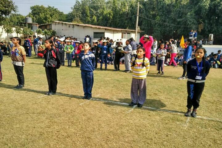 Rajkiya Pratibha Vikas Vidyalaya-Games