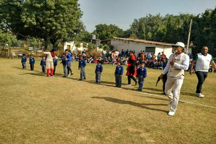 Rajkiya Pratibha Vikas Vidyalaya-Sports day