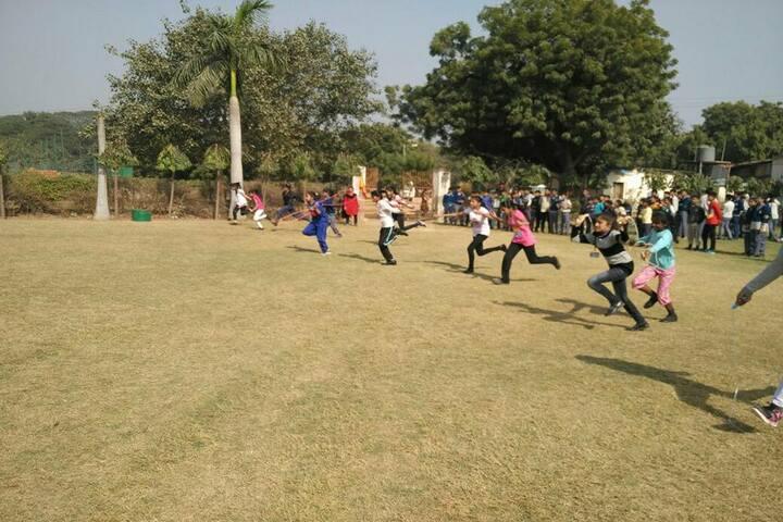 Rajkiya Pratibha Vikas Vidyalaya-Sports