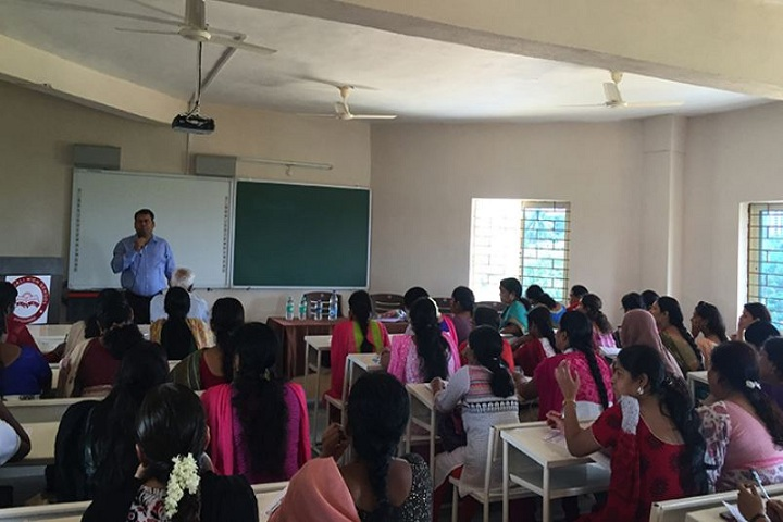 Vidyanjali Co Education  English Medium High School-Classroom