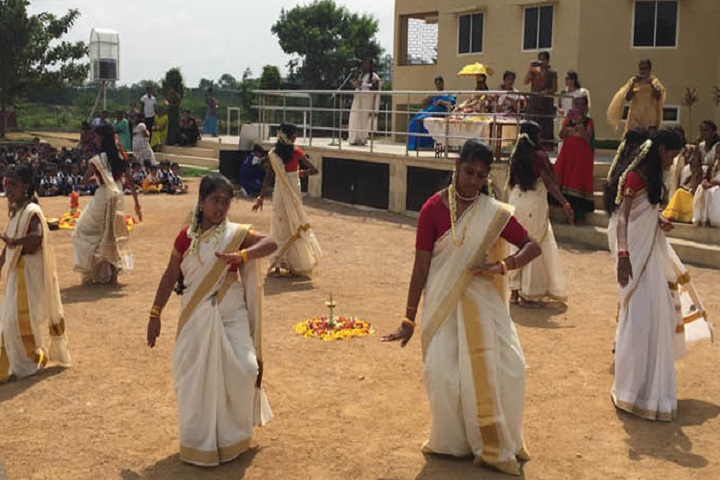 Vidyanjali Co Education English Medium High School-Festival Celebrations