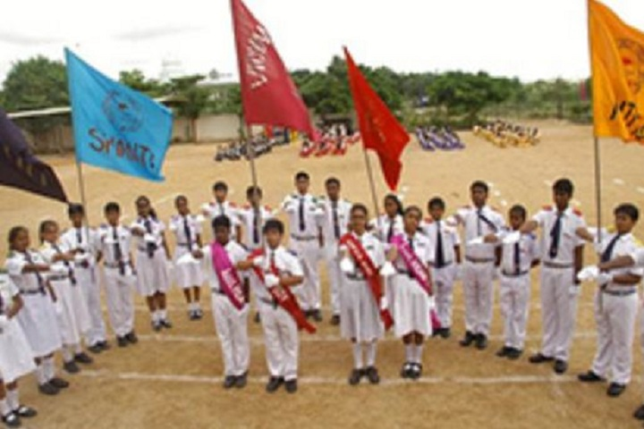 Vidyanjali Co Education English Medium High School-Sports Day