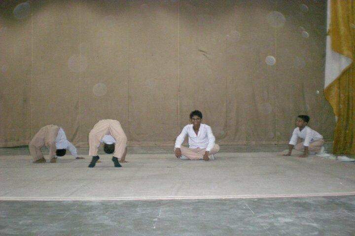 Rajkiya Pratibha Vikas Vidyalaya-Yoga