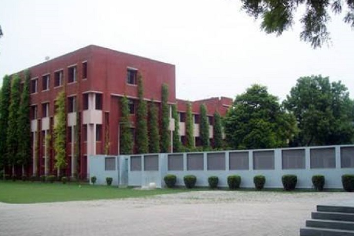 Rajkiya Pratibha Vikas Vidyalaya-Campus View