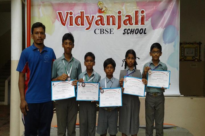 Vidyanjali School-Prize Distribution