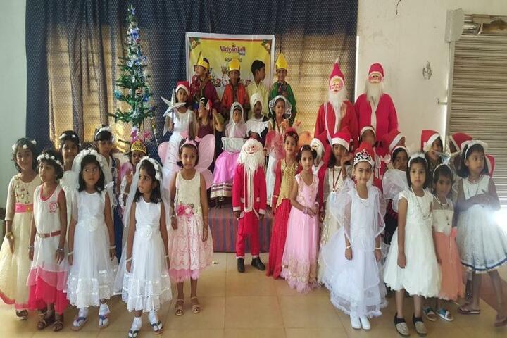 Vidyanjali School-Christmas Celebrations