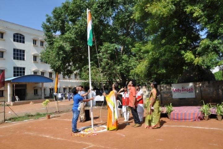 Vidyanjali School-Independence Day Celebrations