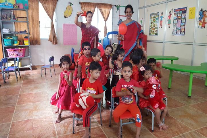Vidyanjali School-Red Day Celebrations