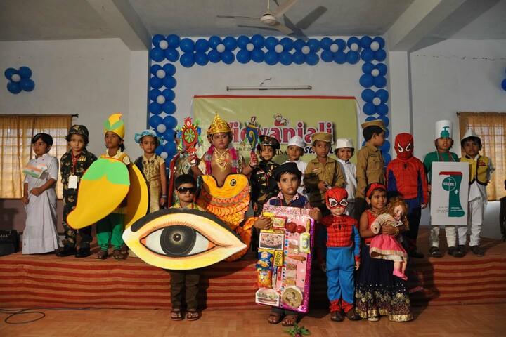 Vidyanjali School-Fancy Dress Competition